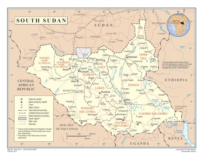 Die Südsudan-Krise